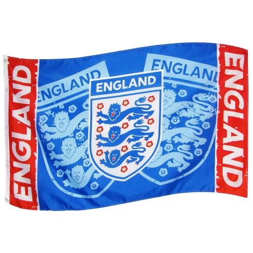 England F.A. Flag Blue