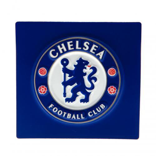 Chelsea F.C. Fridge Magnet SQ