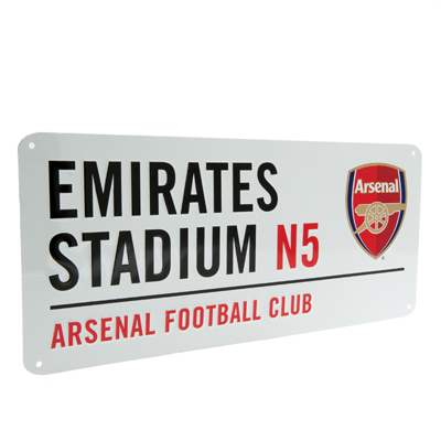 Arsenal F.C. Street Sign