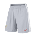 2014-2015 Atletico Madrid Away Nike Football Shorts (Kids)