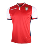 2014-2015 Sporting Braga Authentic Home Match Shirt
