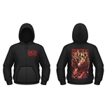 Suicide Silence Sweatshirt Us Vs Them