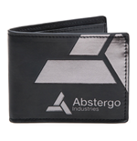 ASSASSIN'S CREED Unity Bi-fold Wallet with Abstergo Industries Logo, Black