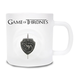 Game of Thrones Mug 3D Rotating Logo Targaryen