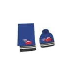 Cars Scarf and Cap Set 124554
