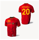 2014-15 Belgium World Cup Home Shirt (Januzaj 20)