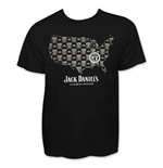 Jack Daniel's Made In The USA Black T-Shirt