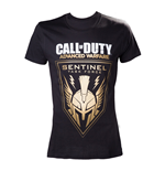 CALL OF DUTY Advanced Warfare Sentinel Task Force Large T-Shirt, Black