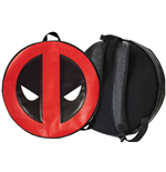 Marvel Comics Backpack Deadpool Logo