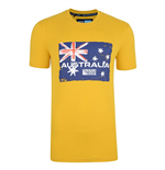 Australia Rwc 2015 Rugby T-shirt (yellow)