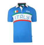 Italy Rwc 2015 Rugby Jersey (blue)