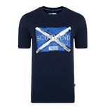 Scotland Rwc 2015 Rugby T-shirt (navy)