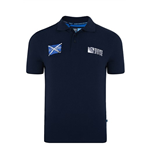 Scotland Rwc 2015 Polo Shirt (navy)