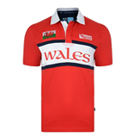 Wales Rwc 2015 Rugby Jersey (red)