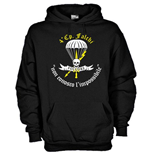 Military Sweatshirt Falchi Folgore