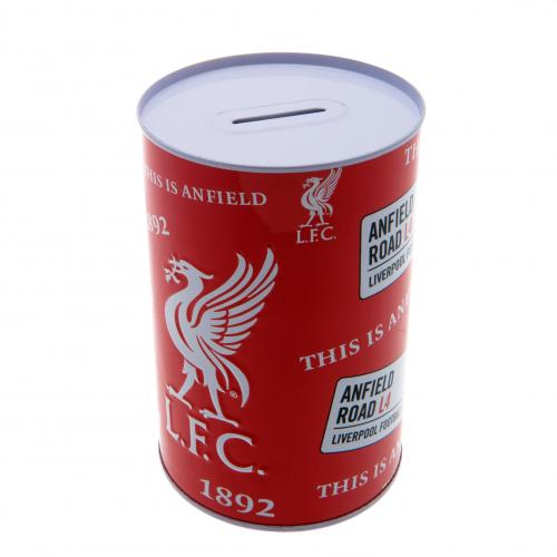 Liverpool F.C. Money Tin