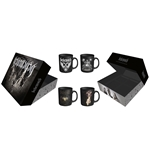 Behemoth Mug COLLECTOR'S Edition 4 Mug Box Set