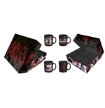 Cannibal Corpse Mug COLLECTOR'S Edition 4 Mug Box Set
