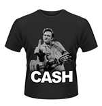 Johnny Cash T-shirt The Bird