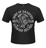 Sons Of Anarchy T-Shirt Moto Reaper
