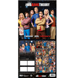 The Big Bang Theory Calendar 2015 *English & Spanish Version