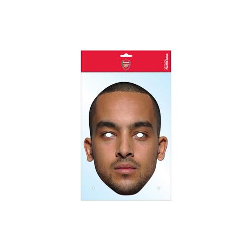 Arsenal F.C. Mask Walcott