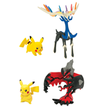 Pokemon Mini Figures 2-Pack Assortment (4)