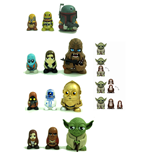 Star Wars Chubby Figures 9 cm Wave 1 Assortment (8)