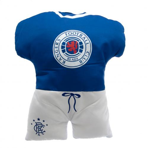 Rangers F.C. Kit Cushion