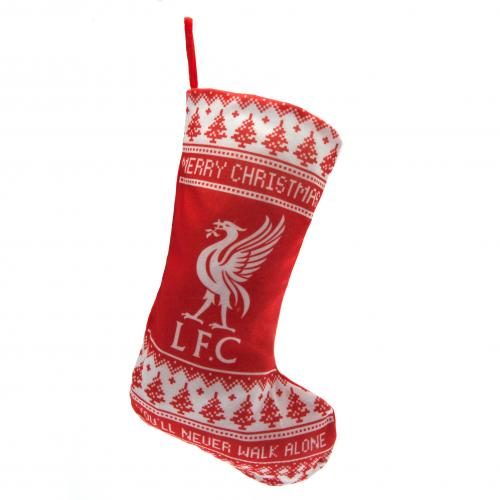 Liverpool F.C. Nordic Christmas Stocking