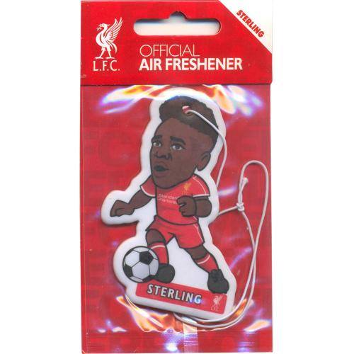 Liverpool F.C. Air Freshener Sterling