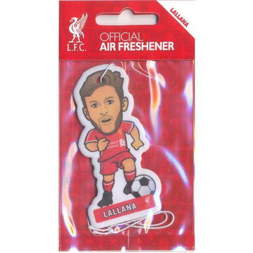 Liverpool F.C. Air Freshener Lallana