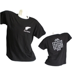 New Zealand T-shirt - Haka 2