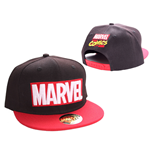 Marvel Comics Adjustable Cap Logo