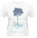 Pink Floyd T-shirt Blue Trees