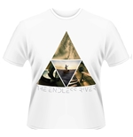 Pink Floyd T-shirt Triangle Photos