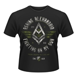 Asking Alexandria T-shirt Fight