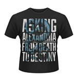 Asking Alexandria T-shirt Snakes