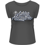 Asking Alexandria T-shirt Script