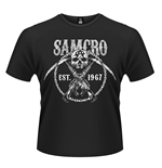 Sons Of Anarchy T-shirt Cross Guns