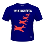Talking Heads T-shirt Planes
