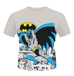 Dc Originals T-shirt Batman Logo Pose
