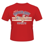 Hong Kong Phooey T-shirt NO. 1 Super Guy