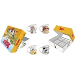 Asterix Mug COLLECTOR'S Edition 4 Mug Box Set