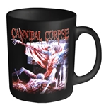 Cannibal Corpse Mug Tomb