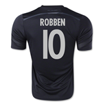2014-15 Bayern Munich Third UCL Shirt (Robben 10) - Kids