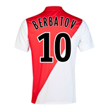 2014-15 Monaco Home Shirt (Berbatov 10) - Kids