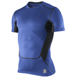 Nike Hypercool Compression 2.0 SS Top (Blue)