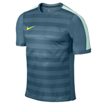 Nike Squad Performance Pre-Match Top (Blue)