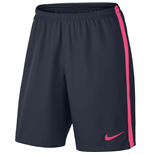 Nike Squad Strike Woven Shorts (Navy-Pink)